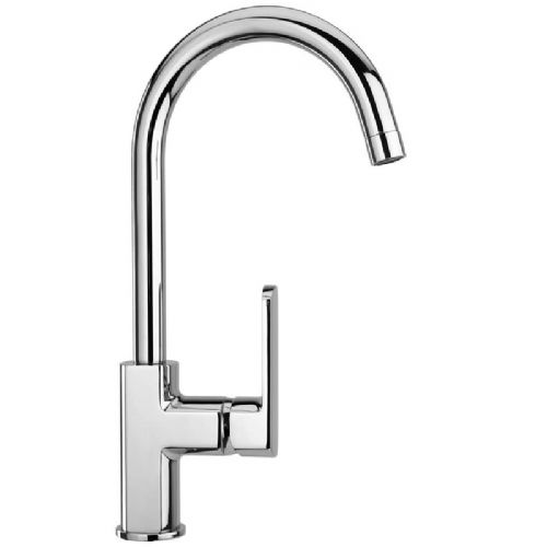 Paini Ovo Side Lever Monobloc Kitchen Mixer Tap